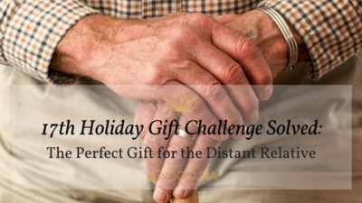 Gift Idea for Distant Relative - Essential Oil Reed Diffuser from Oojra