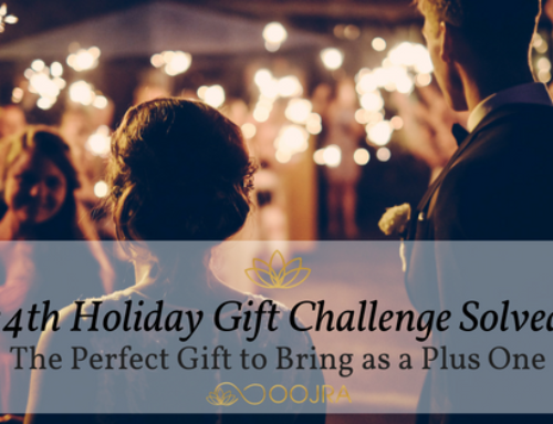 24th Holiday Gift Challenge Solved: The Perfect Gift to Bring as a Plus One