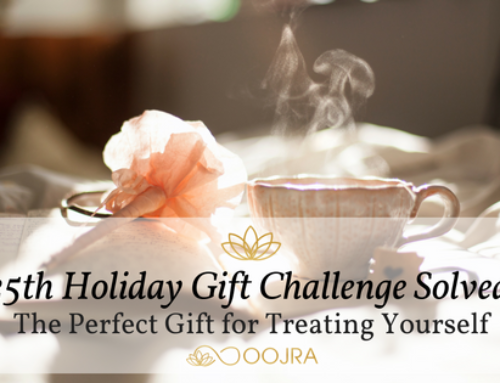 25th Holiday Gift Challenge Solved: The Perfect Gift for Treating Yourself