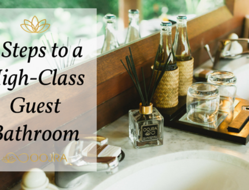 5 Steps to a High-Class Guest Bathroom