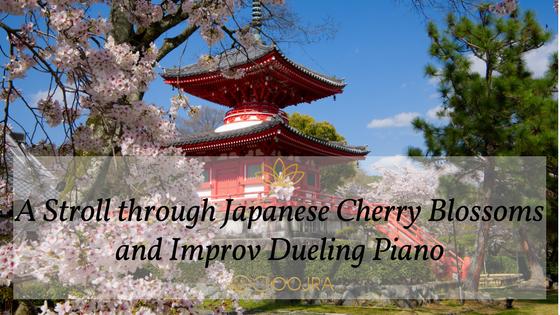 A Stroll through Japanese Cherry Blossom
