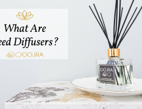 What Are Reed Diffusers?