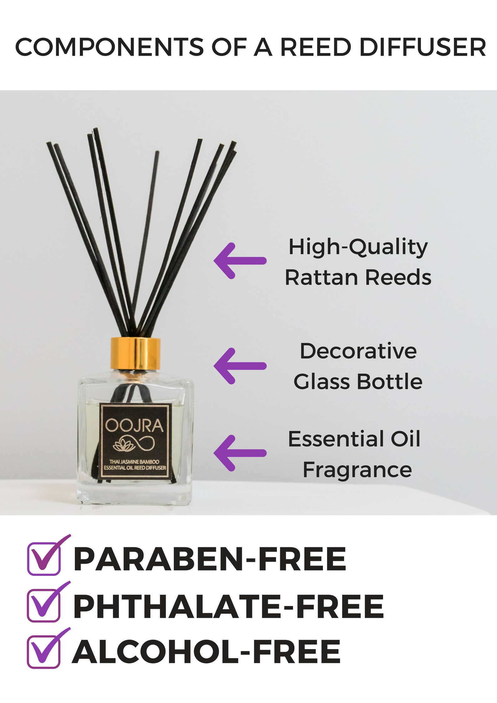 What Are Reed Diffusers Oojra