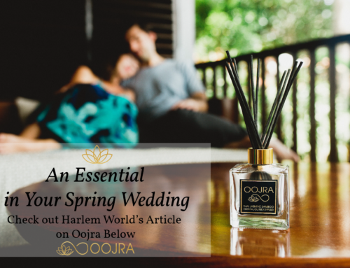 Harlem World Features Oojra for Your Harlem Spring Wedding