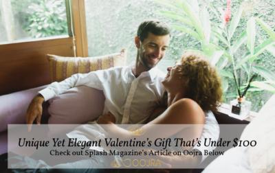 Splash Magazine features Oojra