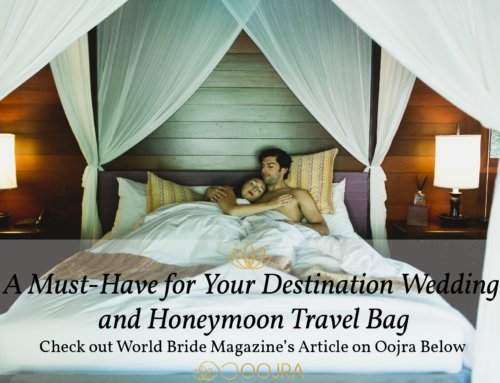 World Bride Magazine Features Oojra as One of the Essentials in Your Beauty Travel Bag